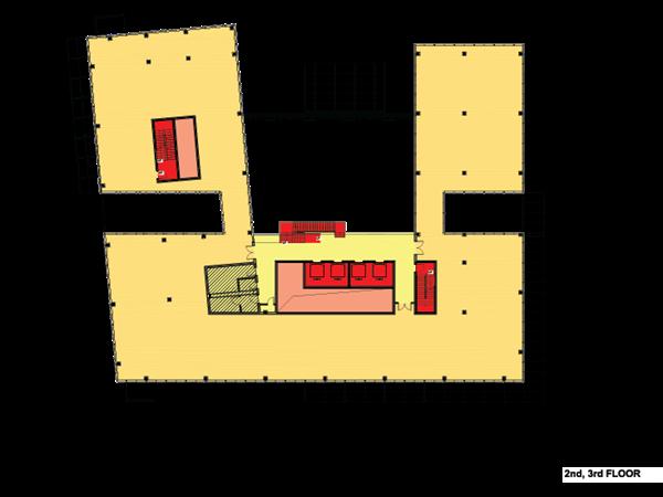 Floorplan 2-3 patro