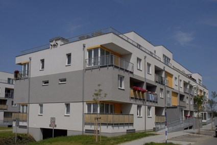 Apartment houses
