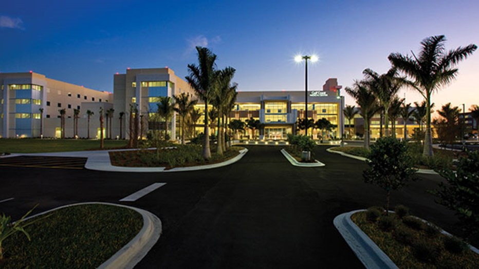 Gulf Coast Medical Center Consolidation and Renovation