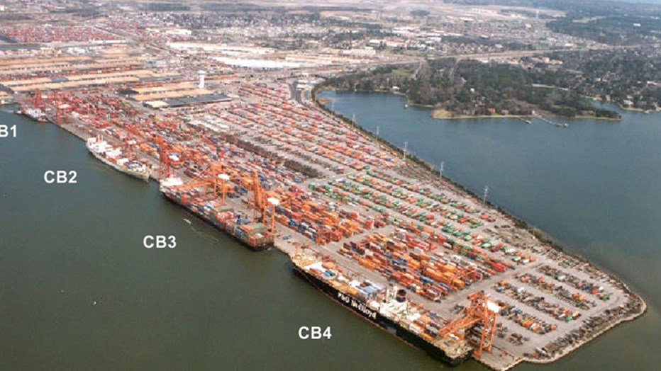 Norfolk International Terminals