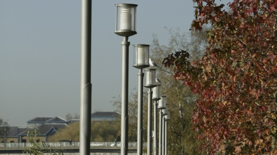 Surrey Street Lighting