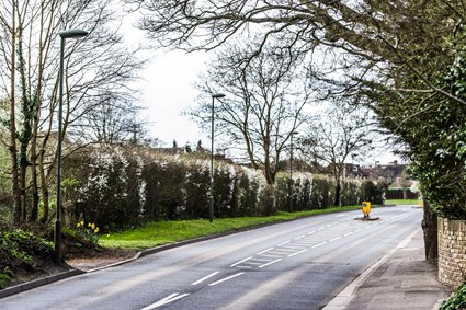 89,000 lamp columns throughout Surrey have been refurbished or replaced.