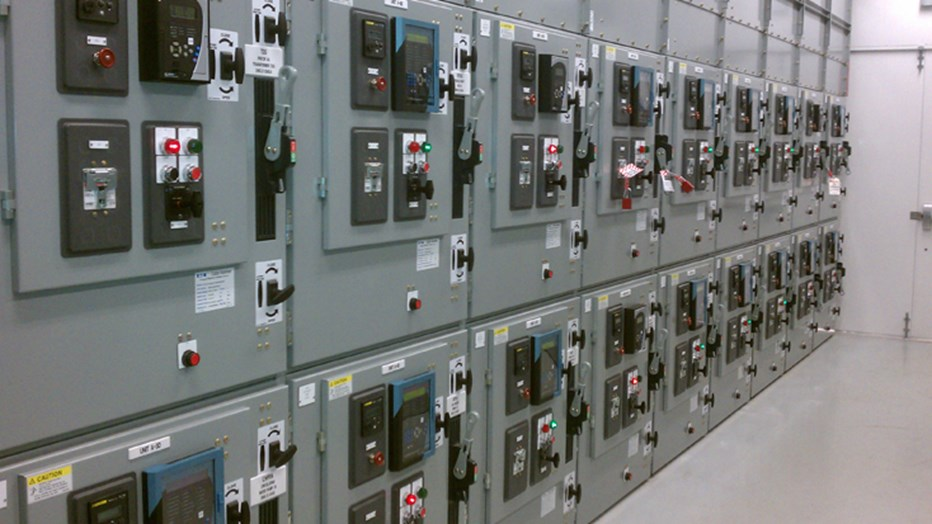 Vectren AB Brown 5kV switchgear replacement